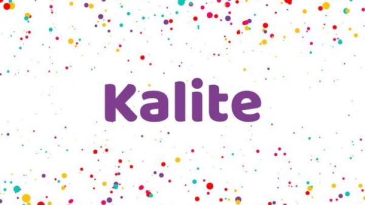Kalite
